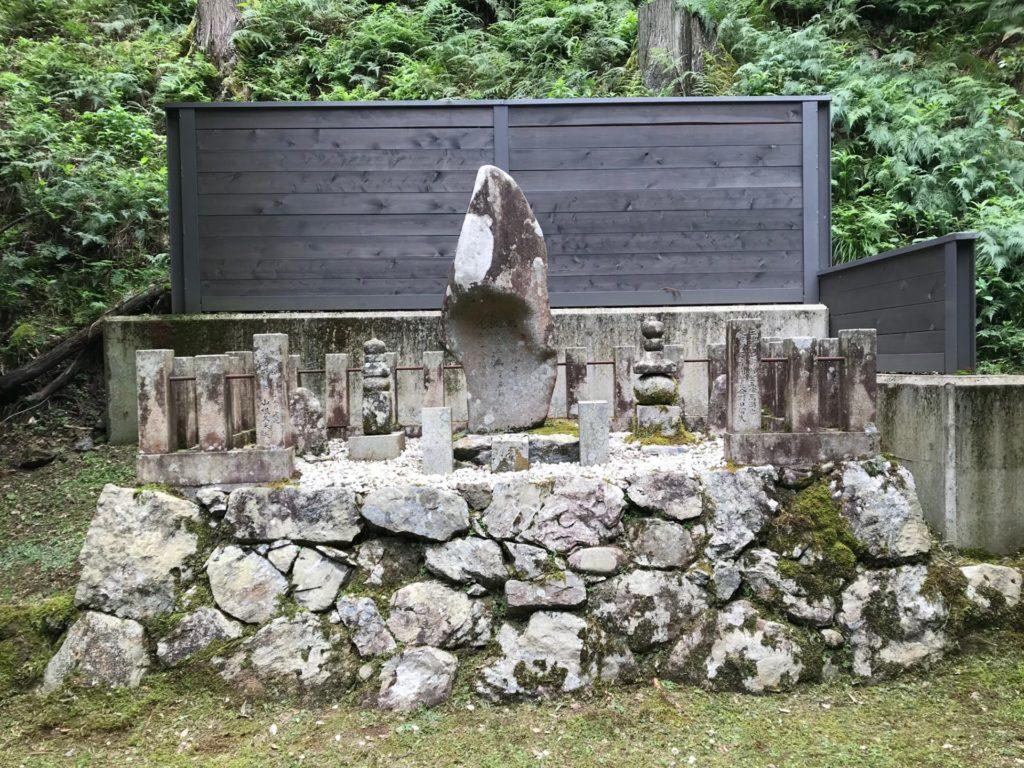 安倍家墓所